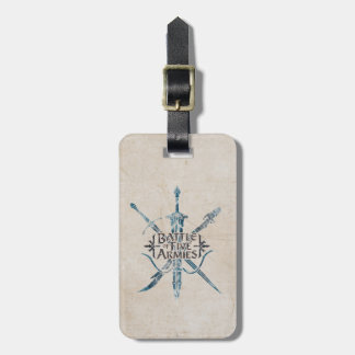 BATTLE OF FIVE ARMIES™ Logo Luggage Tag