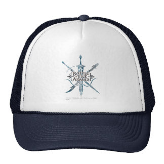 BATTLE OF FIVE ARMIES™ Logo Trucker Hat