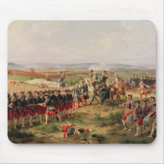 Battle of Fontenoy Mouse Pad