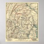 Battle of Gettysburg 5 Poster