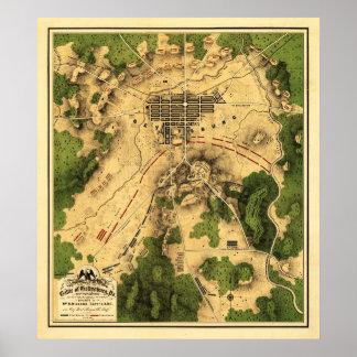 Battle of Gettysburg 7 Poster