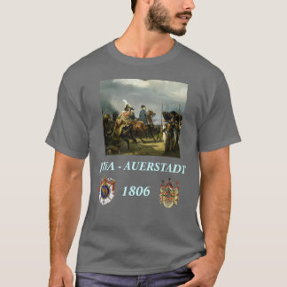 Battle of Jena-Auerstadt 2 T-Shirt