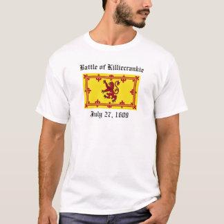 Battle of Killiecrankie T-Shirt