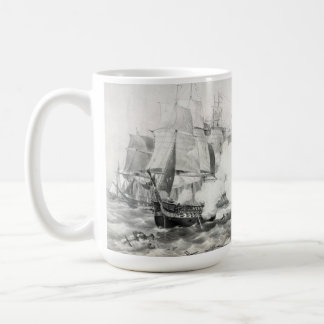 Battle of Lake Erie Coffee Mug