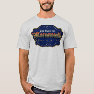 Battle of Monmouth Shirt_American T-Shirt