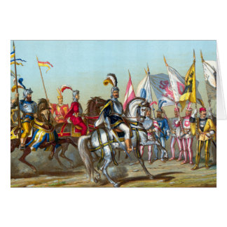 Battle of Morat - Card