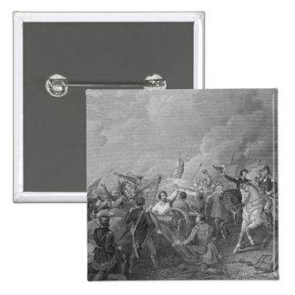 Battle of New Orleans 2 Inch Square Button