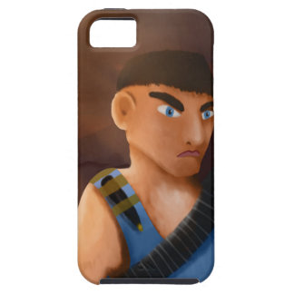 Battle of pencil iPhone 5 cover