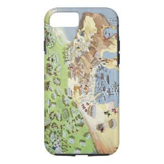 Battle of Piraeus, from the Pictorial History of t iPhone 7 Case