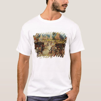 Battle of Poitiers, from Froissart's Chronicle T-Shirt