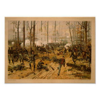 Battle of Shiloh Poster