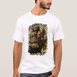 Battle of the Amazons and Greeks , c.1617 T-Shirt