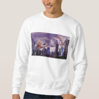 Battle of the Cats Sweatshirt
