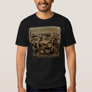 Battle of the Lapiths and Centaurs by Michelangelo Tee Shirt