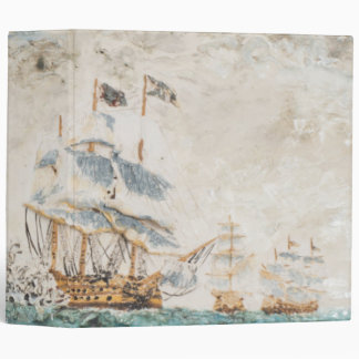Battle of Trafalgar 1805 1998 3 Ring Binders