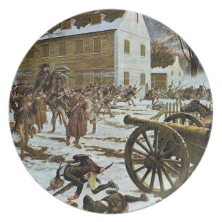 Battle of Trenton, Collector Plate