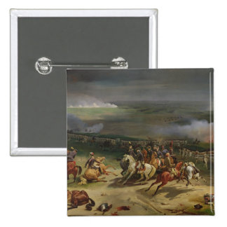 Battle of Valmy, 20th September 1792, 1835 2 Inch Square Button