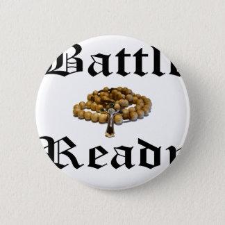 Battle Ready 2 Inch Round Button