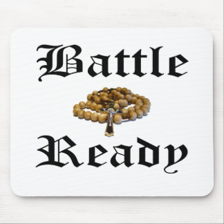 Battle Ready Mouse Pad