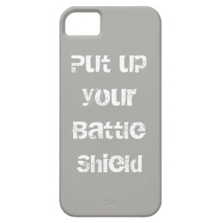 Battle Shield Ready for Action Case For The iPhone 5