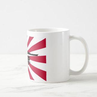 Battle Ship Musashi Coffee Mug