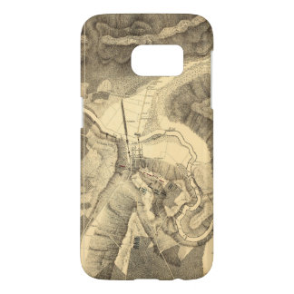 Battlefield of Waynesboro, Virginia March 2nd 1865 Samsung Galaxy S7 Case