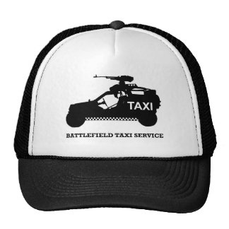 Battlefield Taxi Service Hat
