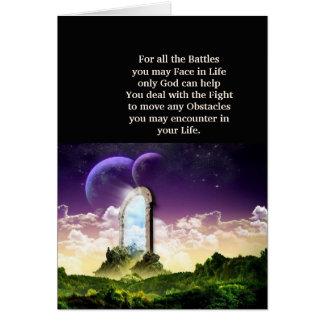 Battles Card