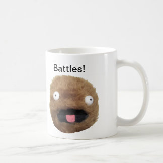 Battles! Coffee Mug