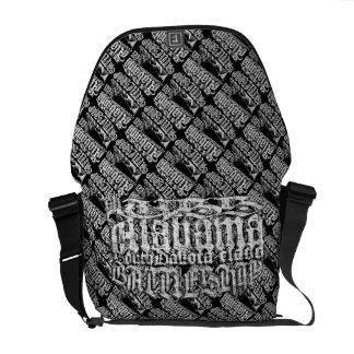 Battleship Alabama Rickshaw Messenger Bag