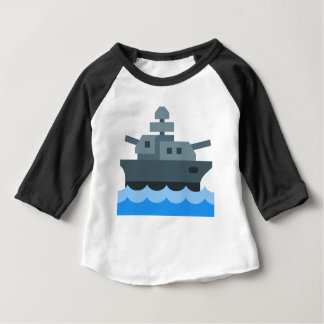 Battleship Baby T-Shirt