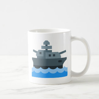 Battleship Coffee Mug