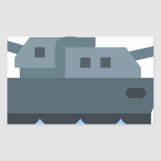 Battleship Sticker