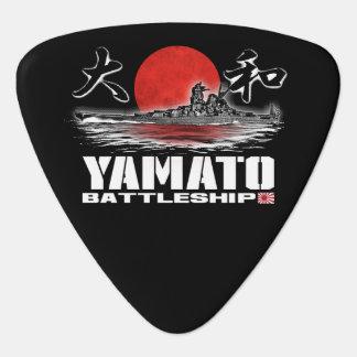 Battleship Yamato Groverallman Guitar Pick