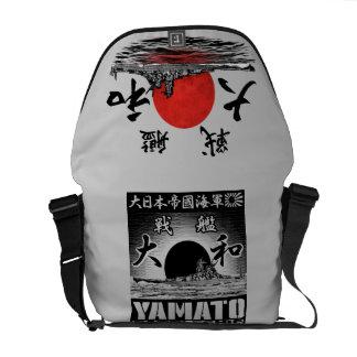 Battleship Yamato Rickshaw Messenger Bag