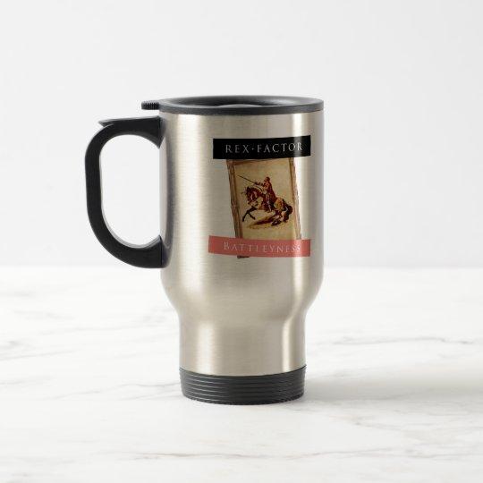 Battleyness!, Pink Travel Mug