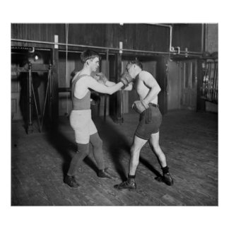 Battling Nelson aka The Durable Dane: 1920s Poster