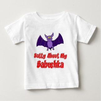 Batty About Babushka Baby T-Shirt