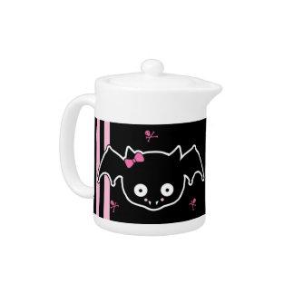 Batty Teapot