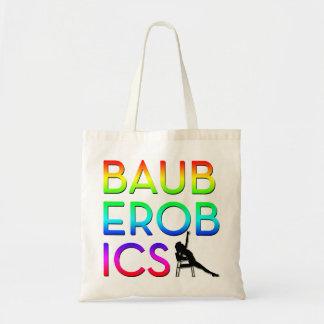 Bauberobics Tote Canvas Bags