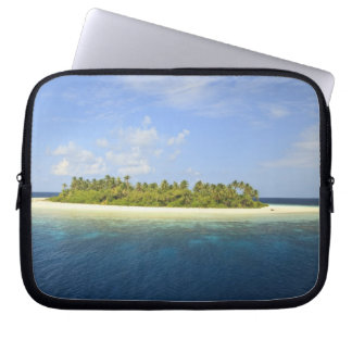 Baughagello Island, South Huvadhoo Atoll, 3 Computer Sleeves