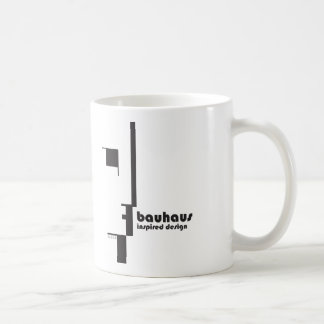 BAUHAUS Inspired Design Classic ICON Mug