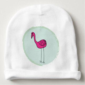 Baumwollmützchen flamingo baby beanie
