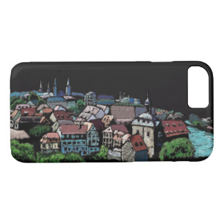 bavaria bamberg Germany skyline architecture Case-Mate iPhone Case