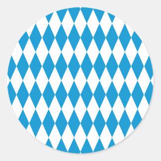 Bavaria Bavaria Octoberfest Classic Round Sticker