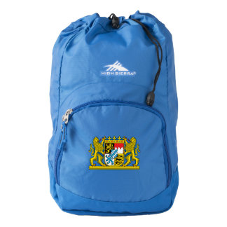 Bavaria Coat of arms Backpack
