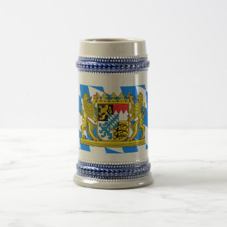 Bavaria Coat of arms Beer Stein