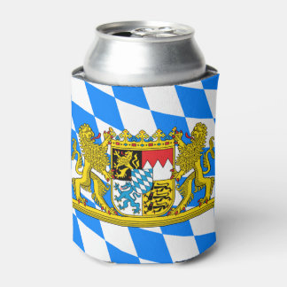 Bavaria Coat of arms Can Cooler