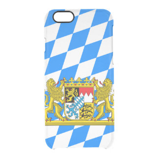 Bavaria Coat of arms Clear iPhone 6/6S Case