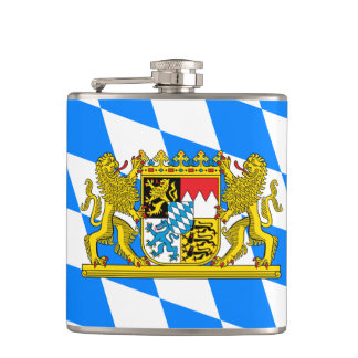 Bavaria Coat of arms Hip Flask